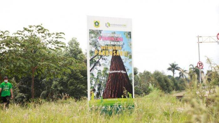 Hutan Kota Pakansari Bogor Mulai Memberikan Banyak Manfaat Kepada Warga Sekitar