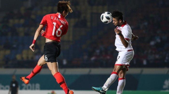 Cetak Sembilan Gol di Indonesia, Pemain Ini Jadi Pesepak Bola Terbaik Korea