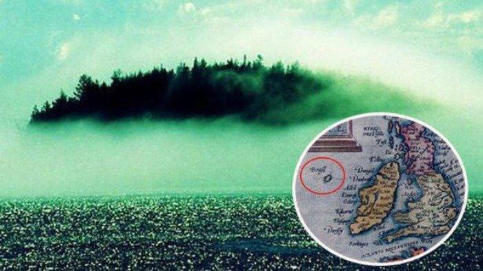 5 Pulau yang Muncul di Peta tapi Hilang saat Dikunjungi, dari Sandy Island hingga Hy-Brasil