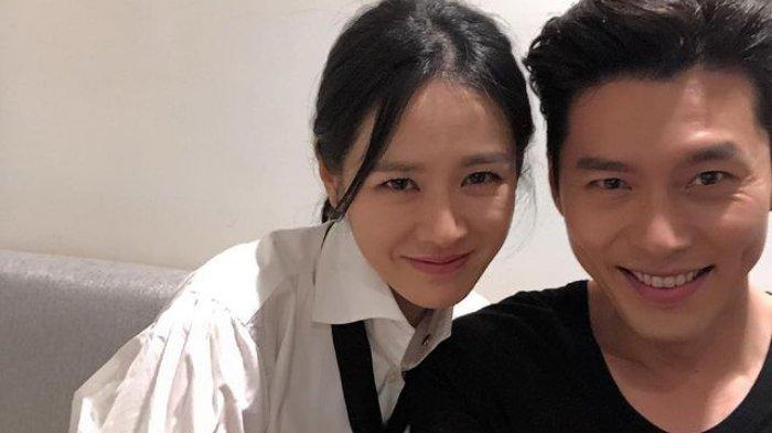 Son Ye Jin Buka Suara soal Hubungannya dengan Hyun Bin, Mengaku Malu dan Merasa Canggung