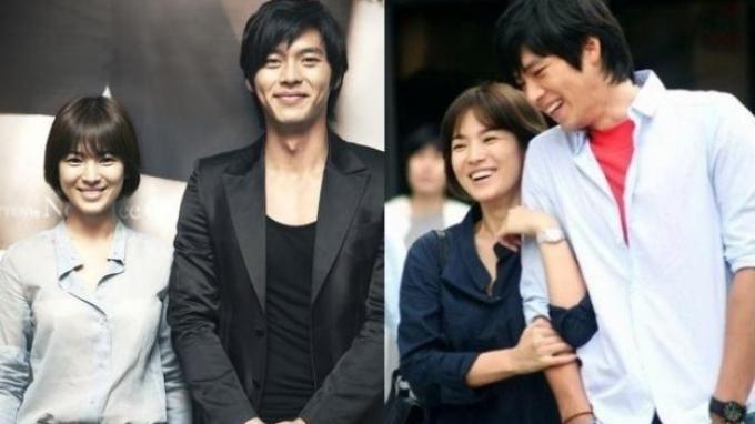 Inisial di Kalung Hingga Komentar IG, Berikut 3 Hal yang Jadi Bukti Song Hye Kyo & Hyun Bin Balikan