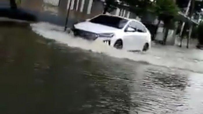 Hyundai Ioniq Terjang Banjir Tetap Aman karena Pakai Teknologi Ini