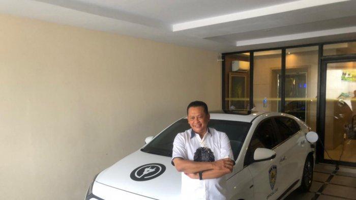 Pengalaman Ketua IMI Bambang Soesatyo Gunakan Mobil Listrik, Lebih Praktis dan Irit