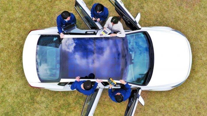 Hyundai dan KIA Bakal Terapkan Teknologi Panel Surya Pada Mobilnya Di Masa Depan