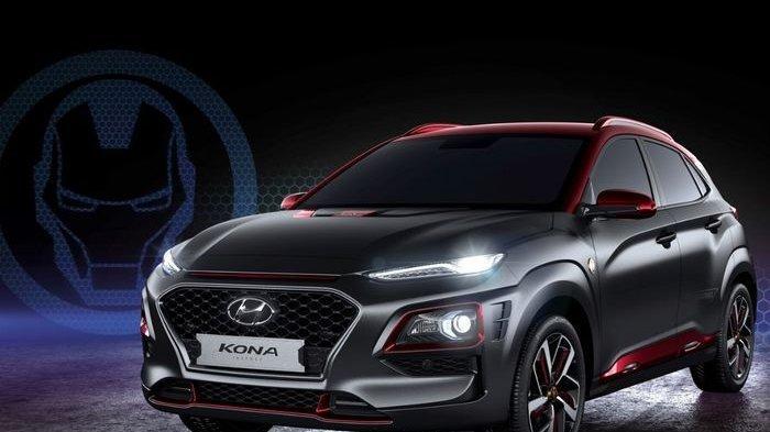 Penampakan Hyundai Kona Iron Man Edition, Harganya Rp 520 Juta