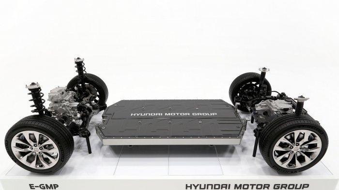 Hyundai Luncurkan Platform Modular Listrik Global, Punya Jangkauan Hingga 500 Km