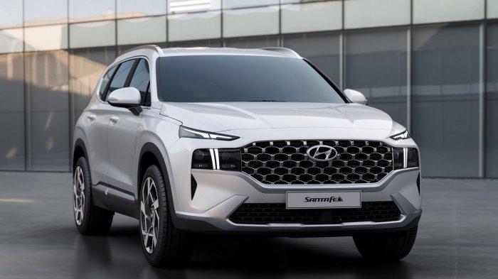 Desain Makin Kokoh, Hyundai Rilis New Santa Fe di Indonesia