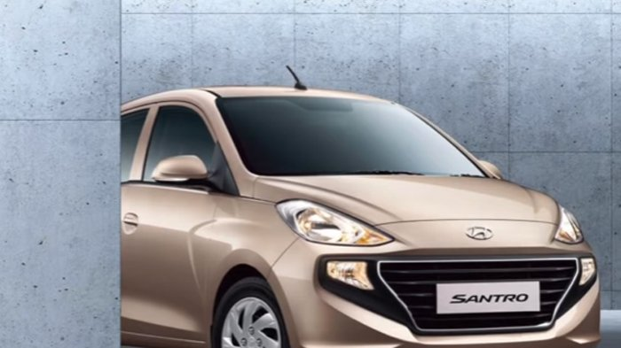 Ini Kata Hyundai Indonesia Soal Hyundai Santro Mobil Murah Seharga Rp 75 Juta Tribunnews Com Mobile