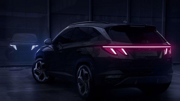 Hyundai Tucson Terbaru akan Hadir dengan Gril Depan Seperti Permata