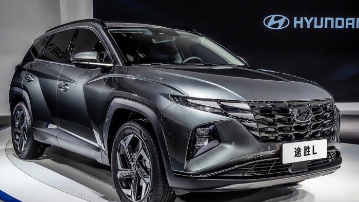 Hyundai Perluas Pasar Tucson baru untuk China