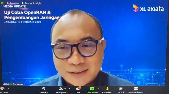 XL Uji Coba Teknologi Open RAN Integrasi ke Jaringan Eksisting