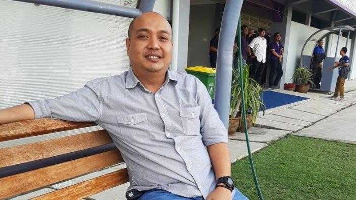 Persita Tangerang Berada di Grup Mana saja Yang Penting Tampil Baik kata I Nyoman Suryanthara