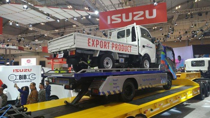 ISUZU Sabet Best Vehicle Booth GIIAS 2019