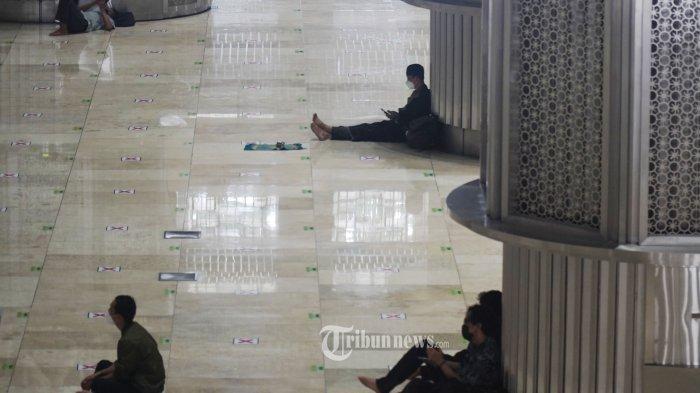 Masjid Istiqlal Tidak Selenggarakan Shalat Idul Fitri 1442 Hijriah, Beriku Penjelasannya