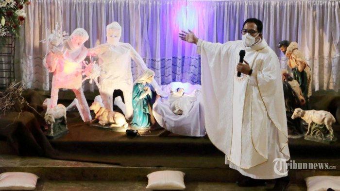 Perayaan Natal 2020 Dinilai Aman, Rohaniawan: Momentum Bersatu Atasi Pandemi Covid-19