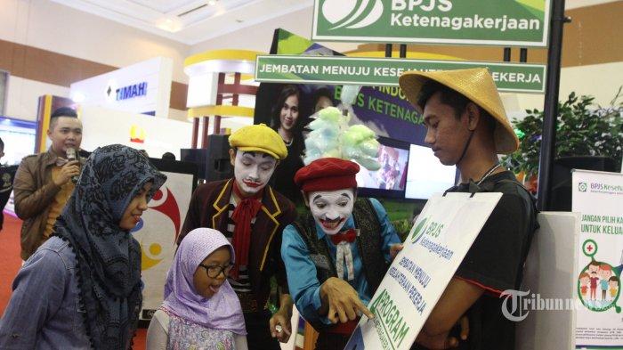 Angka Pengangguran 2 Tahun Pemerintahan Jokowi-JK Capai Titik Terendah pada 7,02 Juta Orang