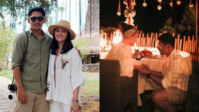 Unggah Foto Dinner Berdua, Ibnu Jamil Beberkan Momen PDKT dengan Ririn Ekawati