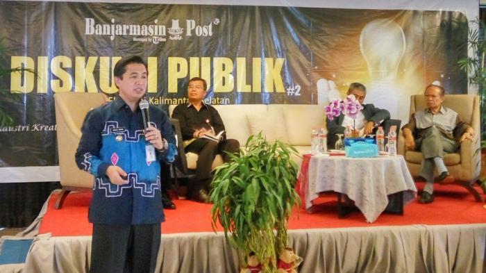 Wali Kota Banjarmasin Targetkan 2500 Wirausahawan Baru Dalam 5 Tahun