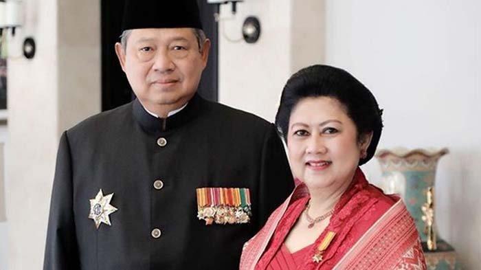 43 Tahun Dampingi Ani Yudhoyono, SBY Ikhlaskan Kepergian Istri