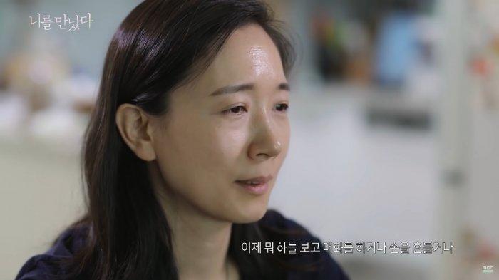 Berikut kisah pilu seorang ibu yang 'bertemu' kembali dengan sang anak yang telah meninggal. Buah hatinya berkata bahwa ia merindukan ibunya.