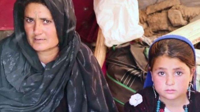 Ibu di Afganistan Jual Anak Perempuannya Rp44 Juta untuk Menghidupi Sisa Keluarganya