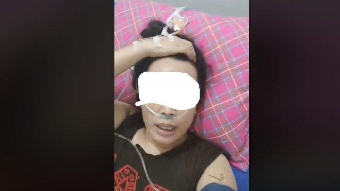 Di Balik Cerita Wanita Hamil PDP Corona Sempat Live Facebook Keluhkan Sesak Napas sebelum Wafat