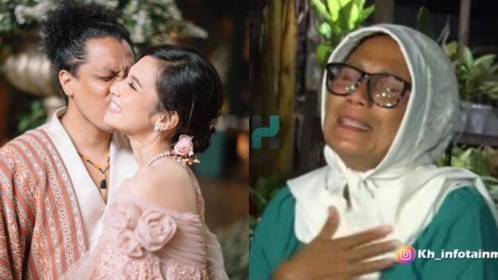 Ibunda Indah Permatasari, Nursyah masih bersikeras tak memberikan restu atas pernikahan putrinya dengan Arie Kriting.