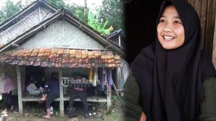 Ibu Meninggal dan Ayah Kawin Lagi, Ini Perjuangan Gadis 16 Tahun Hidup Mandiri, Rumah Hampir Rubuh