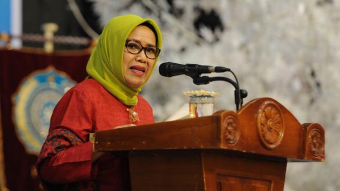 Mufidah Jusuf Kalla Resmi Buka