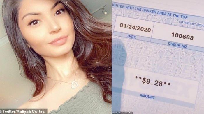 Viral Ibu Satu Anak Ini Hanya Terima Gaji Rp 127 Ribu setelah Bekerja 70 Jam sebagai Pegawai Bar
