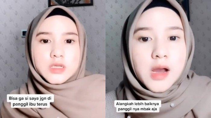 Viral Video Wanita Buat Surat Terbuka karena Tak Mau Dipanggil 'Ibu' oleh Driver Ojol: Jadi Insecure