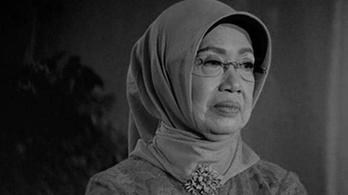 Sosok Ibunda Jokowi Hj. Sudjiatmi Notomihardjo Semasa Hidup, Luhut Binsar: Sangat Sederhana!