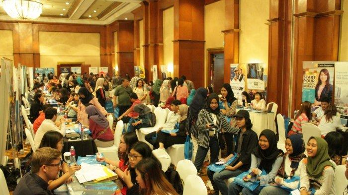 ICAN Education Consultant akan menyelenggarakan International Education Expo 2019.