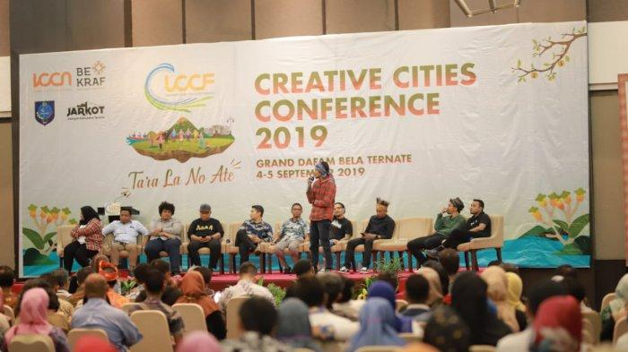 ICCF 2019: Keberagaman, Persatuan Indonesia, dan Rekor Dunia di Ternate