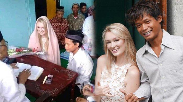 Polly Alexandria Istri Nur Khamid Sudah Balik ke Indonesia, Bertemu Suami Setelah Lama Berpisah