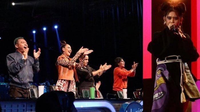 Daftar Peserta Indonesian Idol Lolos ke Babak Spektakuler Show, Esther, Dian & Zwingly Pulang