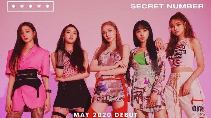 Idol grup Secret Number