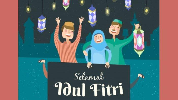 Kumpulan ucapan Selamat Hari Raya Idul Fitri 1441 Hijriah