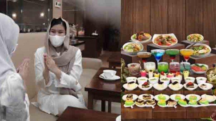 Bukber Aman dan Nyaman di Hotel Santika Premiere Bintaro, Menunya Bervariasi, Jarak Terjaga