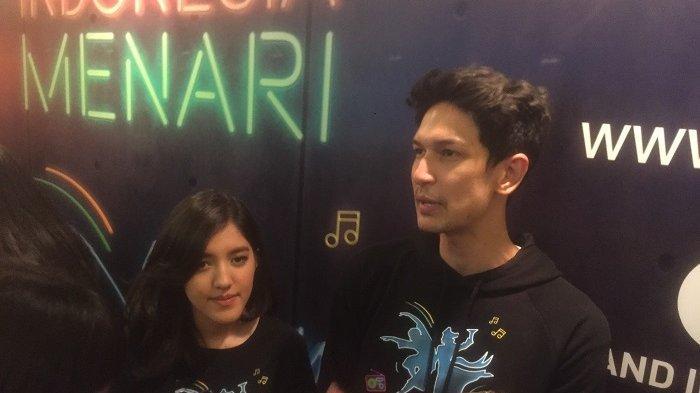 Ify Alyssa dan Dimas Beck Bersemangat Ikut Indonesia Menari 2018