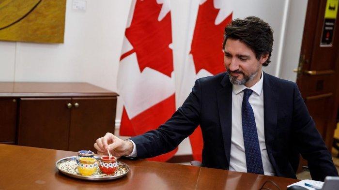 Perdana Menteri Kanada Justin Trudeau mengatakan, warga negaranya akan dapat vaksinasi Covdi-19 paling lambat September 2021 mendatang.