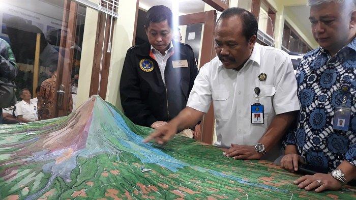 Pantau Aktivitas Merapi, Jonan Minta Wisatawan Tak Khawatir Kunjungi Jogja Saat Natal dan Tahun baru