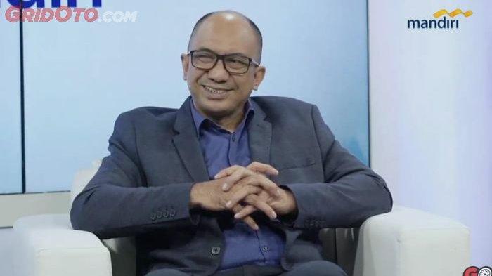 Ignatius Susatyo Wijoyo, Executive Vice President, Consumer Loans Group PT Bank Mandiri (PERSERO) Tbk
