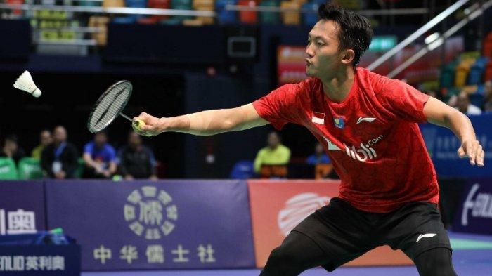 Spain Master 2021: Ihsan Maulana Mustofa vs Shesar Hiren Rhustavito di Babak I