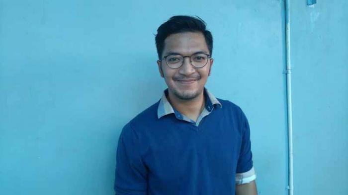 Penyanyi sekaligus artis peran, Ihsan Tarore ketika ditemui di kawasan Kapten Tendean, Mampang, Jakarta Selatan, Kamis (1/9/2016).