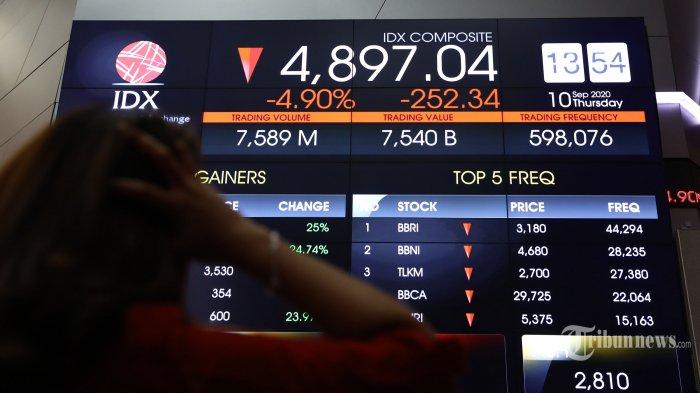 SRO Pasar Modal Kompak Sumbangkan Pendapatan di 17 September untuk Penanganan Covid-19