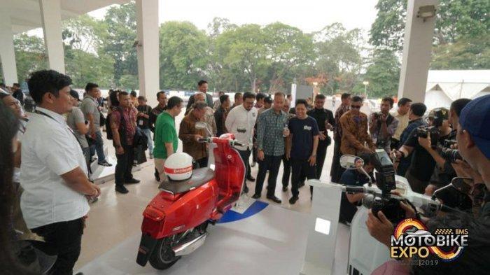 IIMS Motobike Expo 2019 Resmi Dibuka Menteri Perindustrian Republik Indonesia