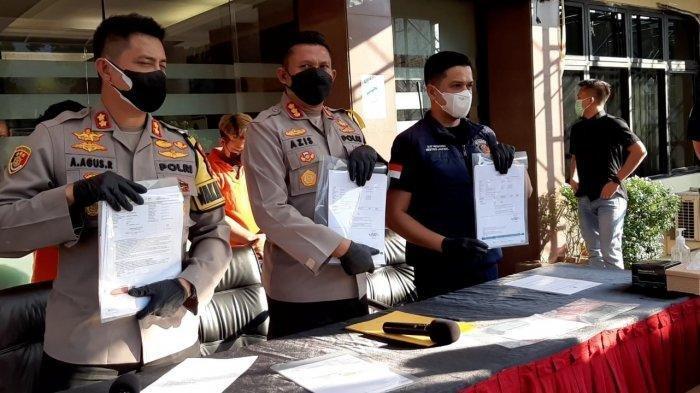 Iis dan Joko Ditangkap Polisi Atas Dugaan Palsukan Surat Hasil Tes Swab Antigen dan PCR