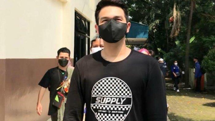Jonathan Frizzy saat ditemui di kawasan Pesanggrahan, Jakarta Selatan, Senin (5/7/2021).