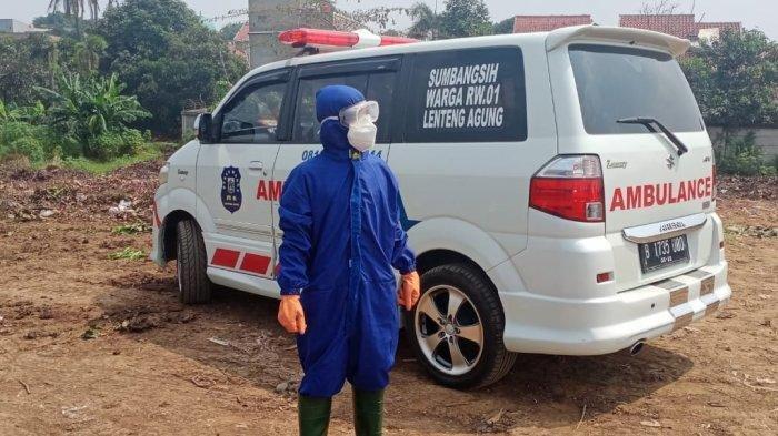Cerita Warga Lenteng Agung Patungan Beli Ambulans untuk Bantu Korban Covid-19